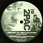 2PAC : BABY DON'T CRY  -NO WOMAN NO CRY REMIX-