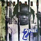 2PAC : TRAPPED  / THE LUNATIC (LP VERSION)