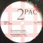 2 PAC  / WARREN G : CALIFORNIA LOVE  / THIS DJ