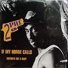 2PAC : IF MY HOMIE CALLS