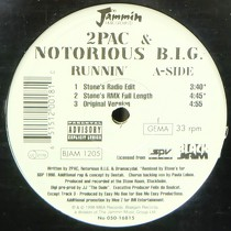 2PAC  ft. NOTORIOUS B.I.G. : RUNNIN'  (98 REMIXES)