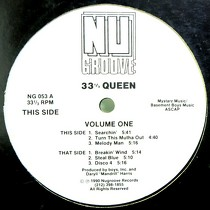 33 1/3 QUEEN : VOLUME ONE
