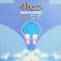 4 HERO  ft. LADY ALMA : HOLD IT DOWN  (REMIXES)