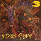 7A3 : DRUMS OF STEEL  / A MAN'S GOTTA DO WH...