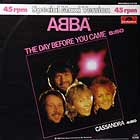 ABBA : THE DAY BEFORE YOU CAME
