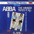 ABBA : THE WINNER TAKES IT ALL