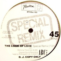 ABC : THE LOOK OF LOVE  (SPECIAL REMIX)