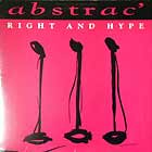 ABSTRAC' : RIGHT AND HYPE