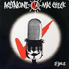 ACEYALONE : MIC CHECK  / FEET UPON DA TABLE