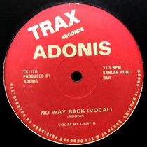 ADONIS : NO WAY BACK