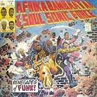 AFRIKA BAMBAATAA  & SOUL SONIC FORCE : RENEGADES OF FUNK