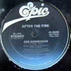 AFTER THE FIRE : DER KOMMISSAR