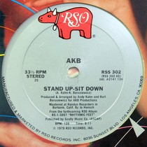 AKB : STAND UP-SIT DOWN