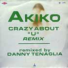 AKIKO : CRAZY ABOUT YOU