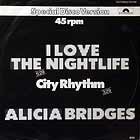 ALICIA BRIDGES : I LOVE THE NIGHTLIFE