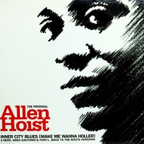 ALLEN HOIST : INNER CITY BLUES (MAKE ME WANNA HOLLER)