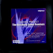 ANANDA PROJECT : THE BREAKING DOWN  (REMIXES)