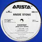 ANGIE STONE : EVERYDAY  (MIKE CITY REMIX)