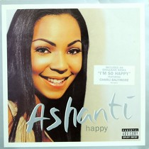 ASHANTI : HAPPY  / I'M SO HAPPY (REMIX)