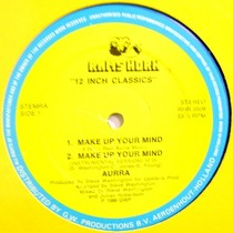 AURRA : MAKE UP YOUR MIND