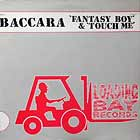 BACCARA : FANTASY BOY  / TOUCH ME