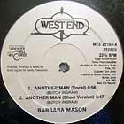 BARBARA MASON : ANOTHER MAN