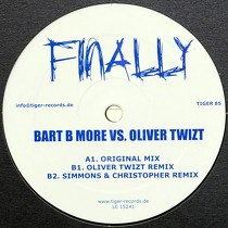 BART B MORE  VS OLIVER TWIZT : FINALLY