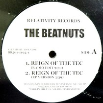 BEATNUTS : REIGN OF THE TEC