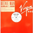 BEENIE MAN  ft. AKON : GIRLS