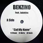 BENZINO  ft. JADAKISS : CALL MY NAME