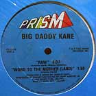BIG DADDY KANE : RAW