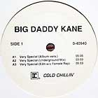 BIG DADDY KANE : VERY SPECIAL