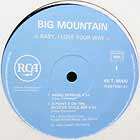 BIG MOUNTAIN : BABY, I LOVE YOUR WAY
