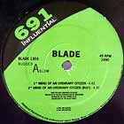 BLADE : MIND OF AN ORDINARY CITIZEN  / FORWARD