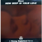 BLAZE  ft. ALEXANDER HOPE : HOW DEEP IS YOUR LOVE  (A TIMMY REGISFORD REMIX)