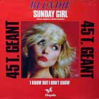 BLONDIE : SUNDAY GIRL