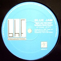 BLUE JAM : RIDE LIKE THE WIND