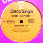 BOBBI HUMPHREY : HOME-MADE JAM  / SUNSET BURGUNDY