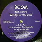 BOOM  ft. VICTORIA : WHERE IS THE LOVE