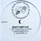 BOOT CAMP CLIK : OFF THE HOOK