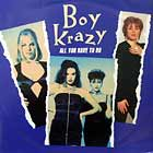 BOY KRAZY : ALL YOU HAVE TO DO  / GOOD TIMES WITH BAD BOYS