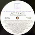 BOYZ II MEN : THE REMIX COLLECTION