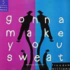 C+C MUSIC FACTORY : GONNA MAKE YOU SWEAT (EVERYBODY DANCE...