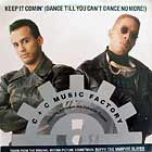 C+C MUSIC FACTORY : KEEP IT COMIN'  (DANCE TILL YOU CAN'T...