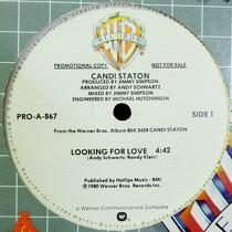 CANDI STATON : LOOKING FOR LOVE