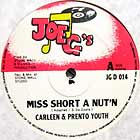 CAREEN : MISS SHORT A NUY'N  / MR BIG STUFF