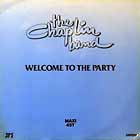 CHAPLIN BAND : WELCOME TO THE PARTY