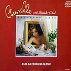 CHERRELLE  with ALEXANDER O'NEAL : SATURDAY LOVE  (EXTENDED REMIX)
