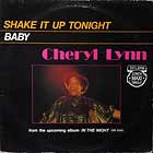 CHERYL LYNN : SHAKE IT UP TONIGHT