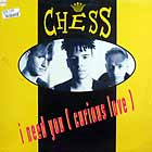CHESS : I NEED YOU (CURIOUS LOVE)